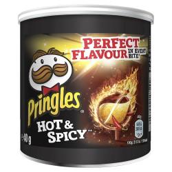 PRINGLES - Hot & Spicy...